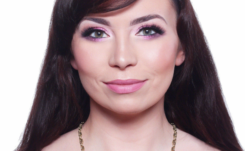 Makijaż do magazynu MAKE-UP Trendy