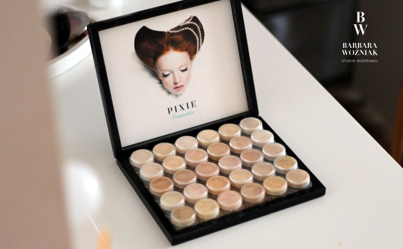 Pixie Cosmetics w moim studio !