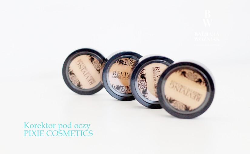 Zoom na korektory ( i nie tylko)  Pixie Cosmetics